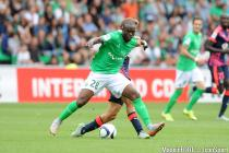 Ismael DIOMANDE - 15.08.2015 - Saint Etienne / Bordeaux - 2e journee Ligue 1