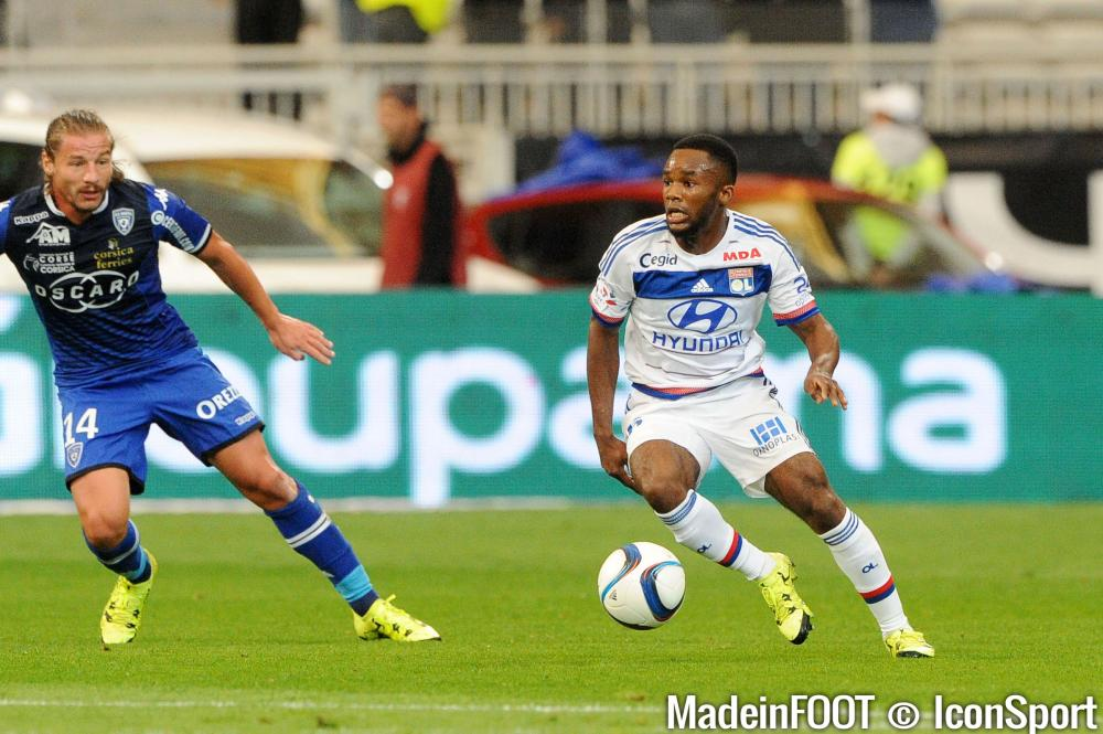 Aldo Kalulu n'ira pas à Lorient dimanche.