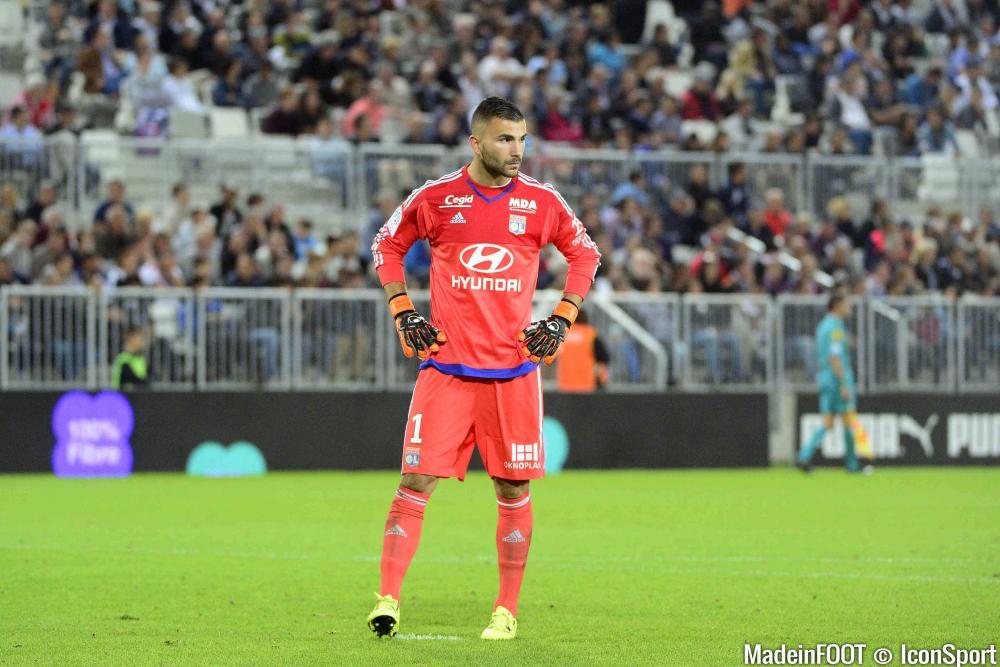 Anthony Lopes et l'OL ont pris leur revanche sur Bordeaux, ce mercredi soir.
