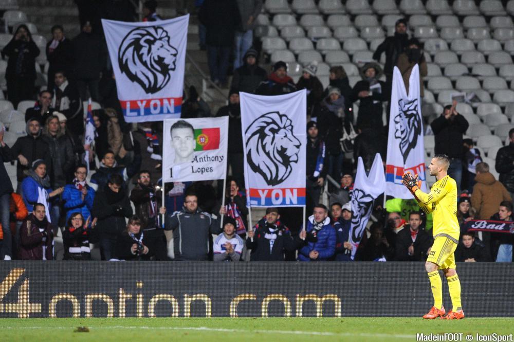Samedi, Lopes dira au revoir à son stade mais pas à ses supporters