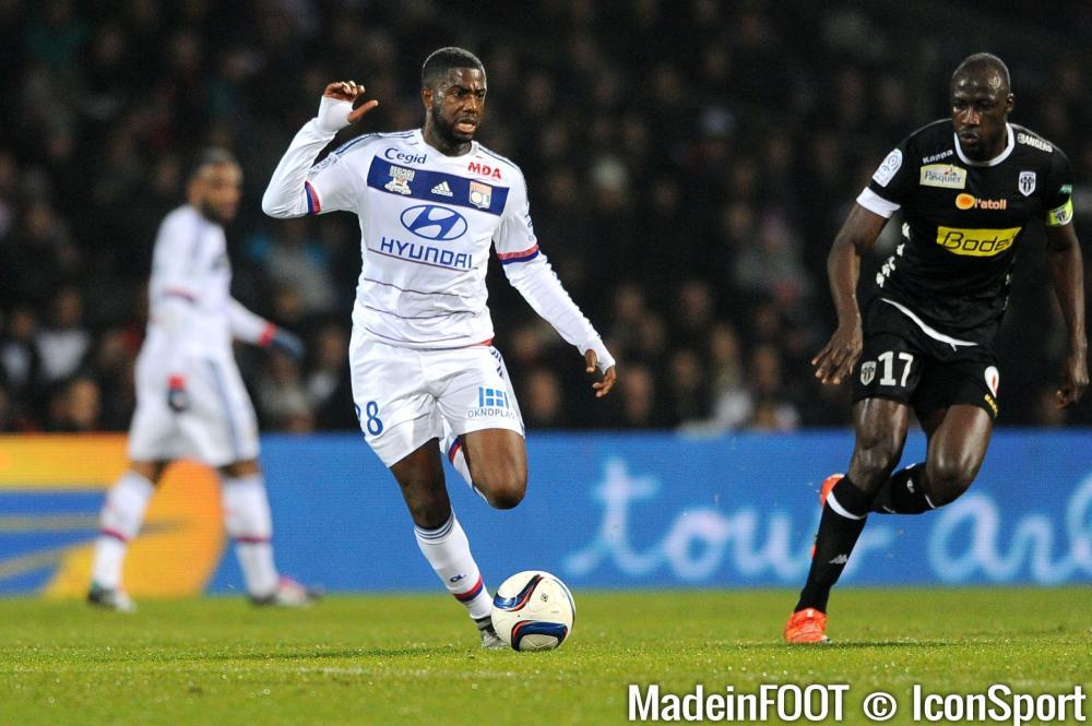 Arnold Mvuemba (OL) va quitter Lyon dans les prochaines semaines.