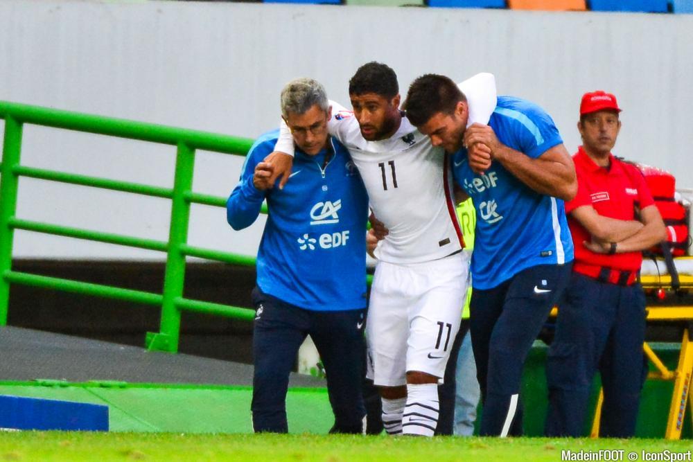 L'Olympique Lyonnais pourra recruter un joker médical pour remplacer Fekir.