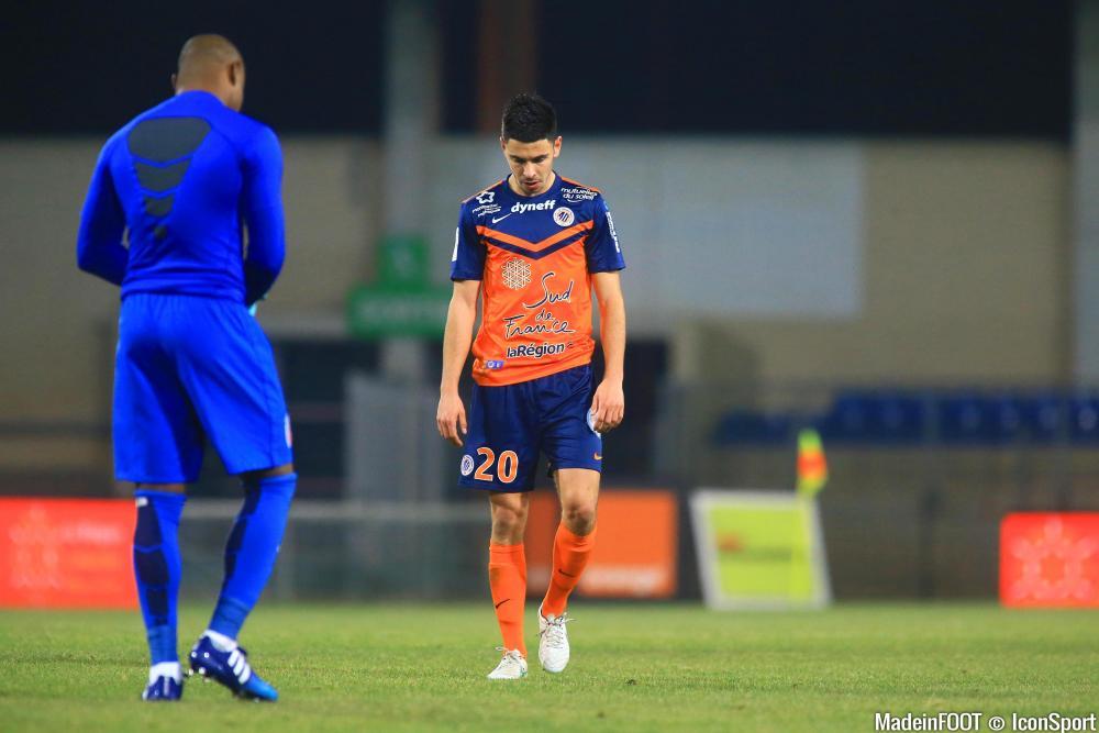 Sanson veut rester à Montpellier.