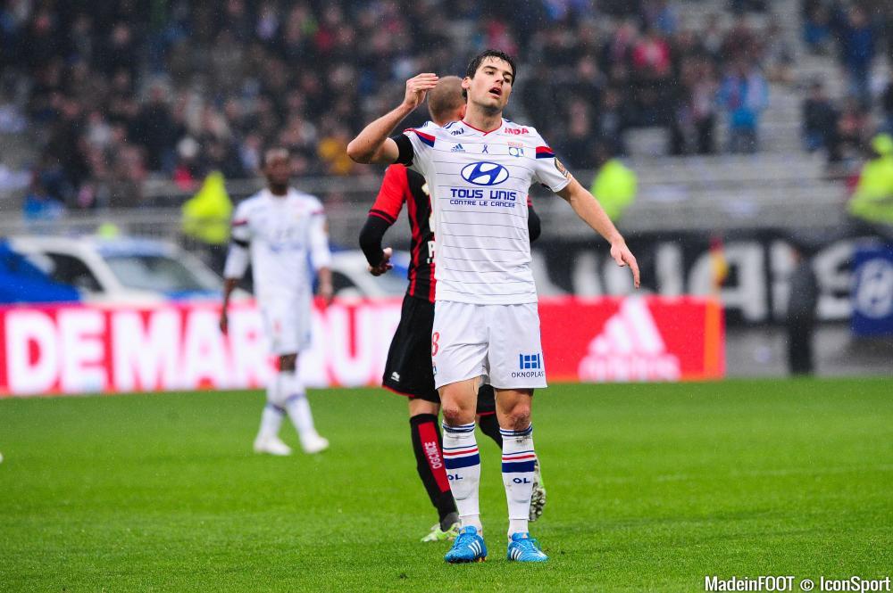 Pour son président, Yoann Gourcuff n'a pas encore quitté l'Olympique Lyonnais