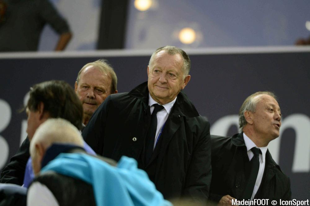 Jean-Michel Aulas (OL) a répondu aux accusations de Pierre Ménès.