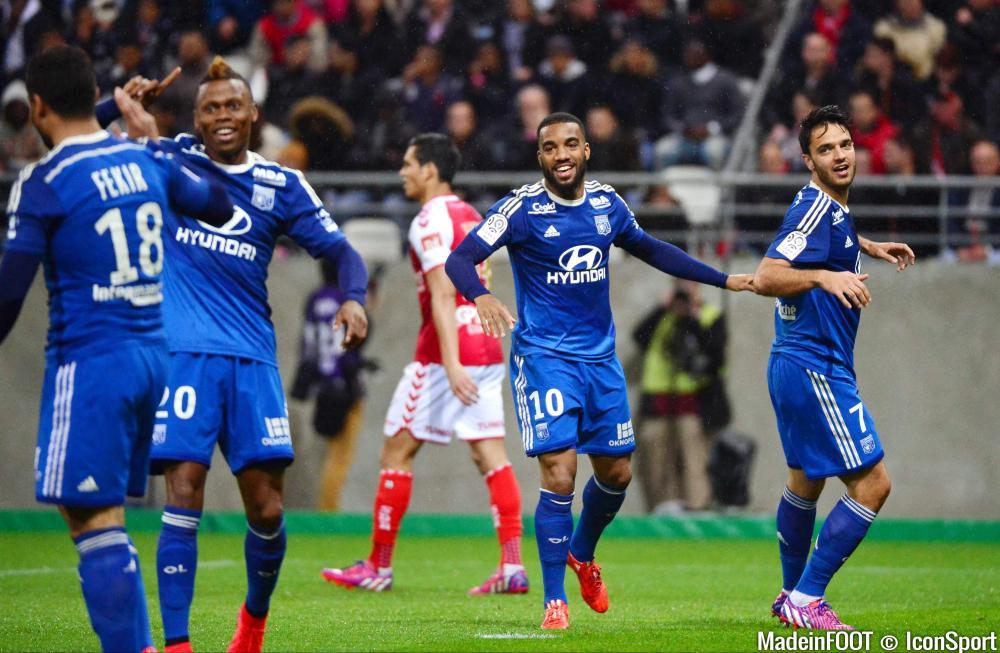 L'OL veut enchaîner après son succès à Reims, dimanche dernier (2-4)