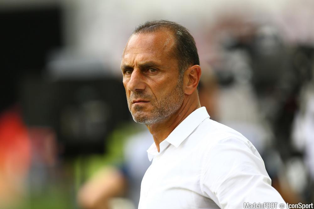 Michel Der Zakarian attend plus de détermination de la part de ses joueurs dans le dernier geste