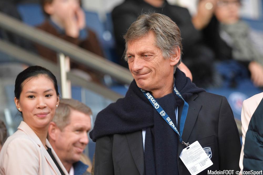 Nicolas de Tavernost et les Girondins sont bien intéressés par la situation de Yoann Gourcuff.
