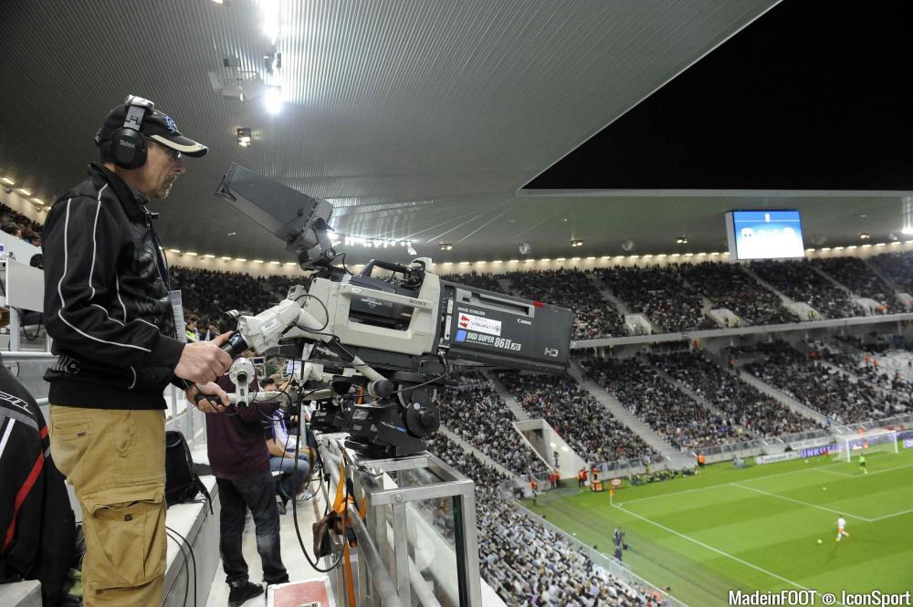 Le programme télévisuel des 32èmes de finale de la Coupe de France.