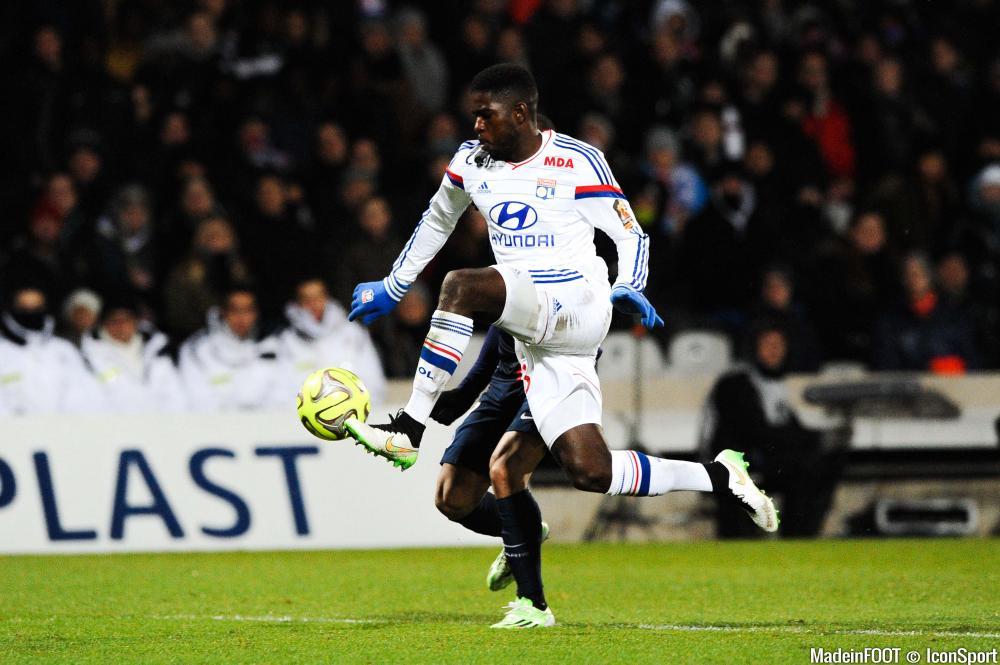 Samuel Umtiti sera de la partie, dimanche, pour affronter Limoges en Coupe de France