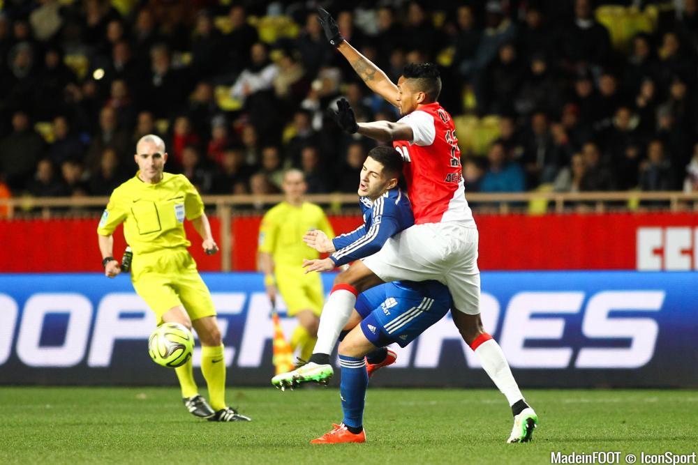 Monaco et Lyon n'ont pu se départager