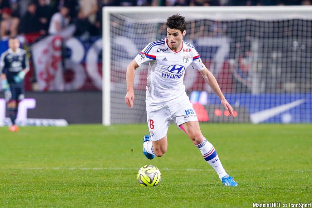 Yoann Gourcuff serait également suivi par Monaco.