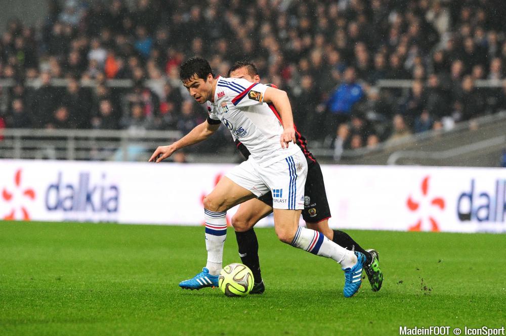 Yoann Gourcuff devrait s'engager avec le Stade Rennais.
