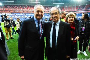 Jean-Michel Aulas (OL) a du mal à digérer le choix opéré par Hatem Ben Arfa.