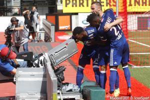 L'Olympique Lyonnais se réjouit d'avoir gardé Alexandre Lacazette