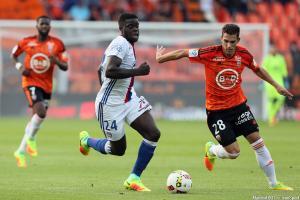Olivier Kemen pourrait terminer la saison loin de Lyon.