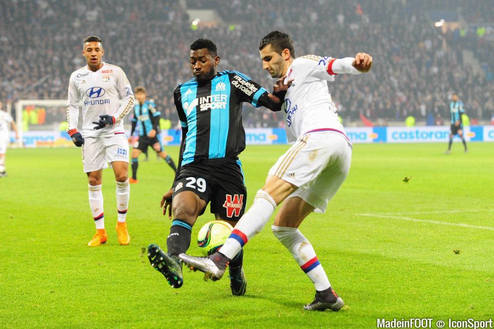 Maxime Gonalons et l'OL n'en finissent plus de grimper au classement de la Ligue 1.