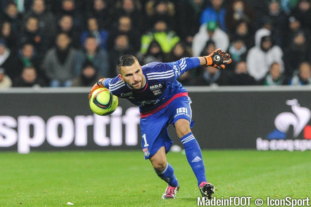 Anthony Lopes veut rester à Lyon.