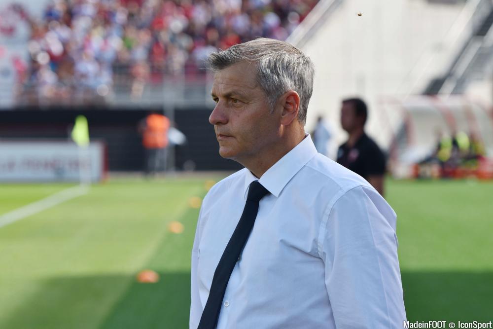 Bruno Genesio (OL) a défendu le mercato estival réalisé par son club.
