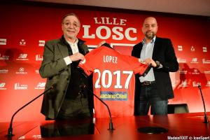 Lopez partage l'avis de Jean-Michel Aulas
