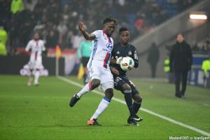 Mapou Yanga-Mbiwa devrait quitter l'OL à la fin de son contrat, en juin prochain.