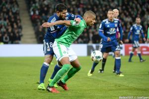 Le derby entre Saint-Etienne et Lyon est très attendu d'un côté comme de l'autre.