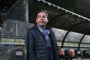 Stéphane Moulin (SCO Angers) a livré son analyse du match nul face à l'OL.