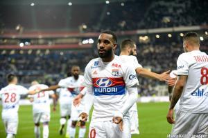 Alexandre Lacazette n'a pas encore quitté l'Olympique Lyonnais