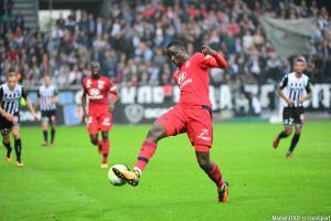 Mouctar Diakhaby (OL) est forfait pour le déplacement à Montpellier.
