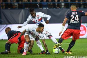 Les compos officielles du match entre le SM Caen et l'OL.