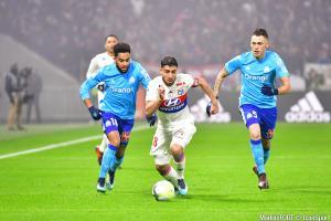 Nabil Fekir (OL) est votre meilleur joueur de la première partie de saison en Ligue 1.