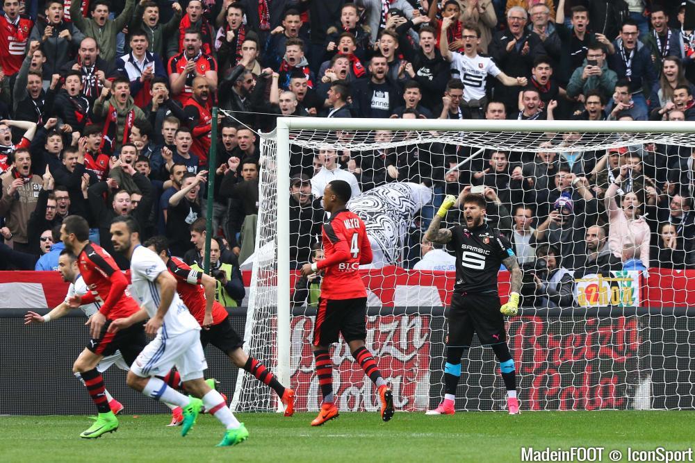 L'OL et Rennes se sont séparés sur un match nul (1-1), ce dimanche après-midi.