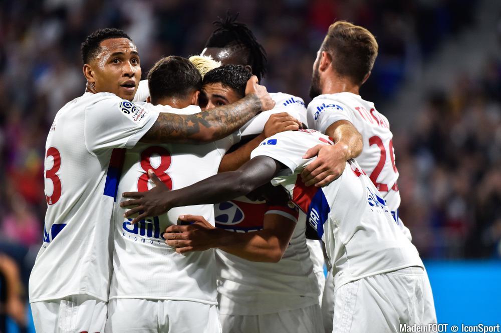 Malgré son accroc contre Lille, Lyon compte bien lutter jusqu'au bout pour la deuxième place