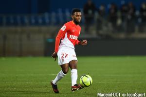 Thomas Lemar (AS Monaco) est incertain pour la réception de l'OL.