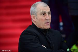Alain Casanova a fait le point sur son groupe en conférence de presse.