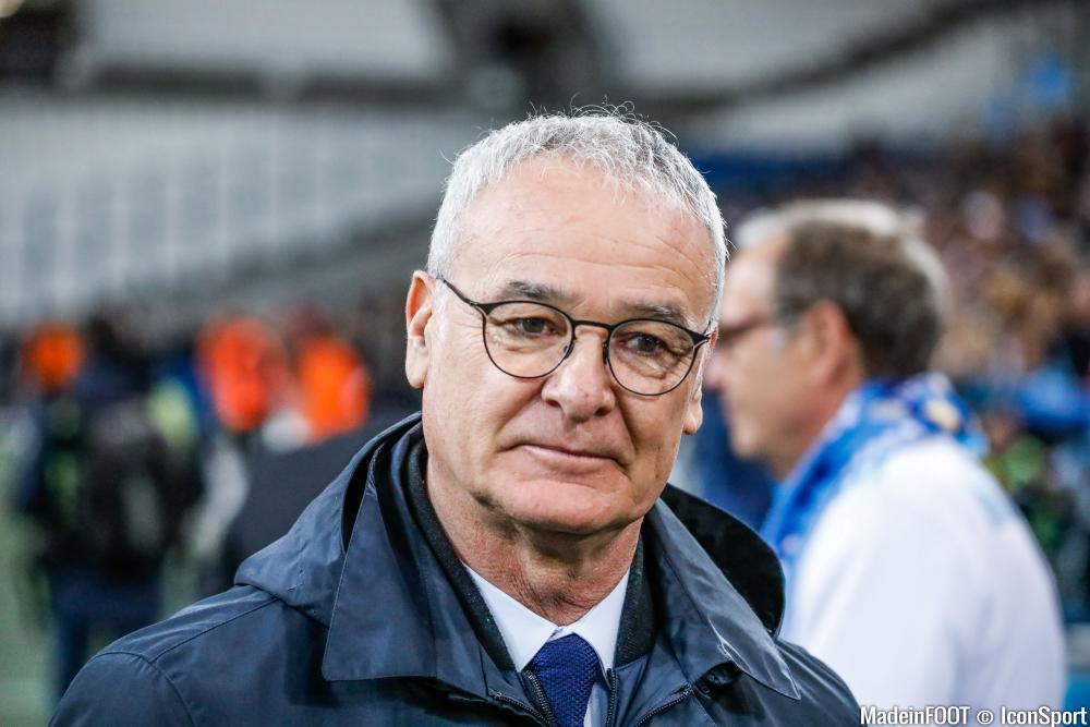 Claudio Ranieri afficherait sa confiance sur l'avancée des négociations.