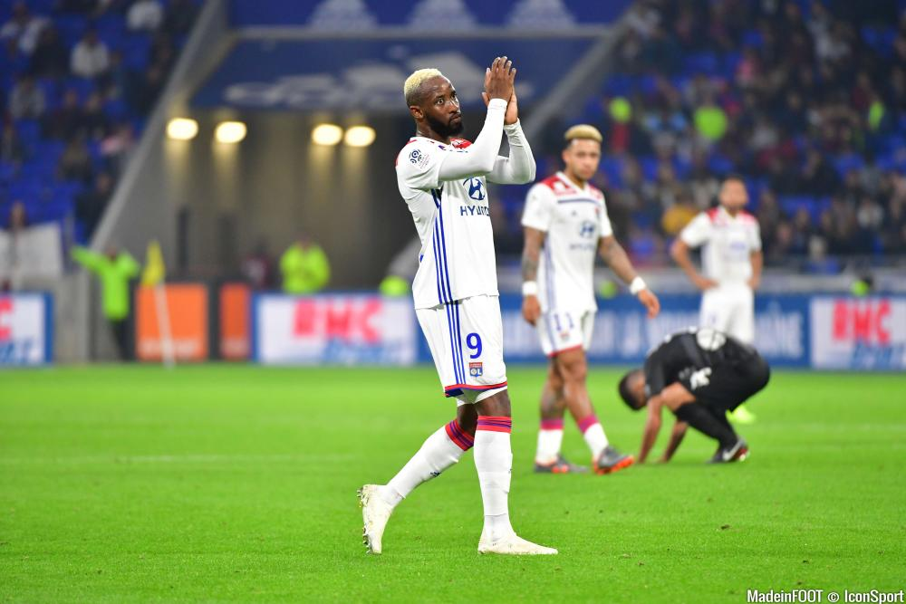Moussa Dembélé soutenu par Bruno Genesio
