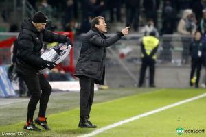 Rudi Garcia dévoile les absents pour le match face à Angers