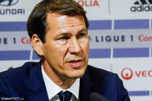 Rudi Garcia espère un changement d'état d'esprit de ses joueurs