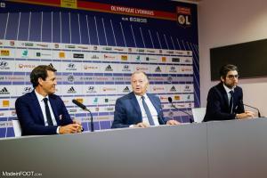 OL - 'C'est un homme bien' déclare Rudi Garcia au sujet de Juninho