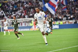 Marcelo, le défenseur central de l'Olympique Lyonnais.