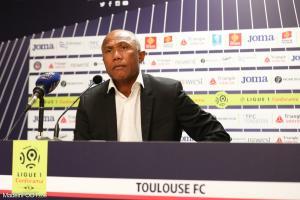 Kombouaré a regretté la mauvaise gestion de la fin de match.