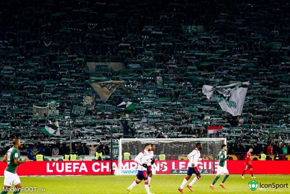 Lyon jouera sans supporters à Saint-Etienne