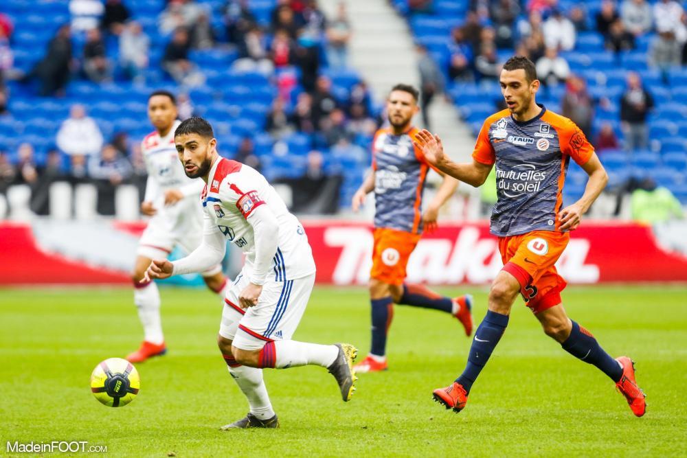 Ellyes Skhiri a déjà évolué en Ligue 1, sous la tunique de Montpellier