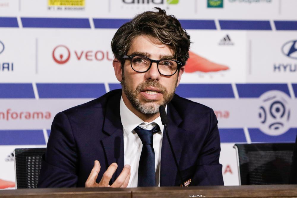 Juninho se plaint des performances de ses joueurs