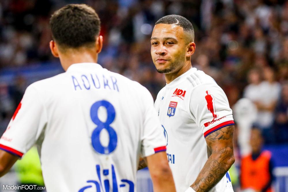 Les compos officielles du match entre le SCO Angers et l'Olympique Lyonnais.