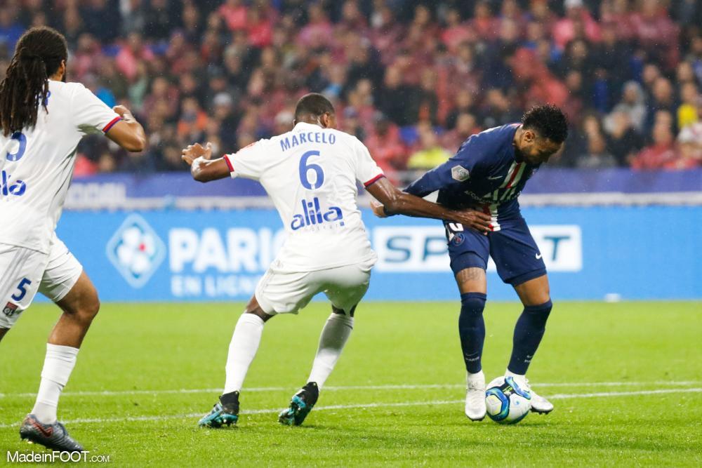 La finale entre Lyon et Paris a été reportée.