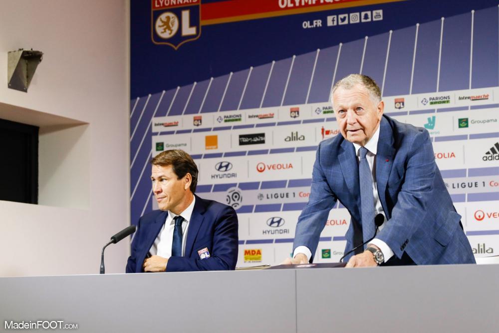 Jean-Michel Aulas a taclé son ancien entraîneur