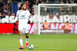 Jason Denayer, défenseur de l'Olympique Lyonnais