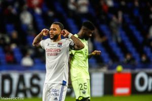 L'album photo du match entre l'Olympique Lyonnais et le Dijon FCO.